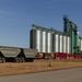 Blackie Grain Terminal, Alberta