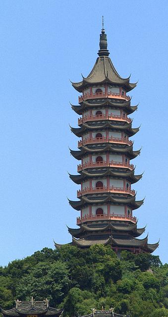 Highest Point In Zhenhai