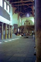 Church of Nativity, Bethlehem, 1971