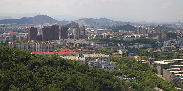 Downtown Zhenhai