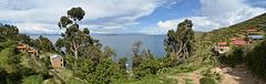 Bolivia, Titicaca Lake, Town of Yumani on the Island of the Sun