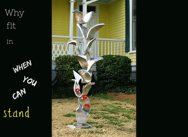 Sculpture ..