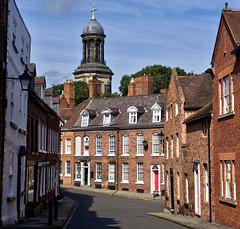 Cross Hill, Shrewsbury