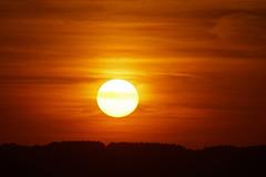 Sunset At Garden Of The Gods