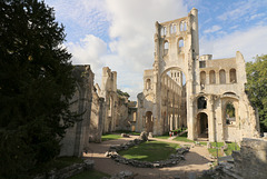 Abbey, Jumieges, Normandy