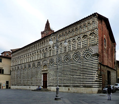 Pistoia - San Giovanni Fuorcivitas
