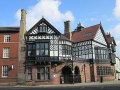 Brooks Bank building, Altrincham, Cheshire.