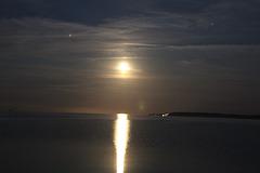 Abendliche Ostsee