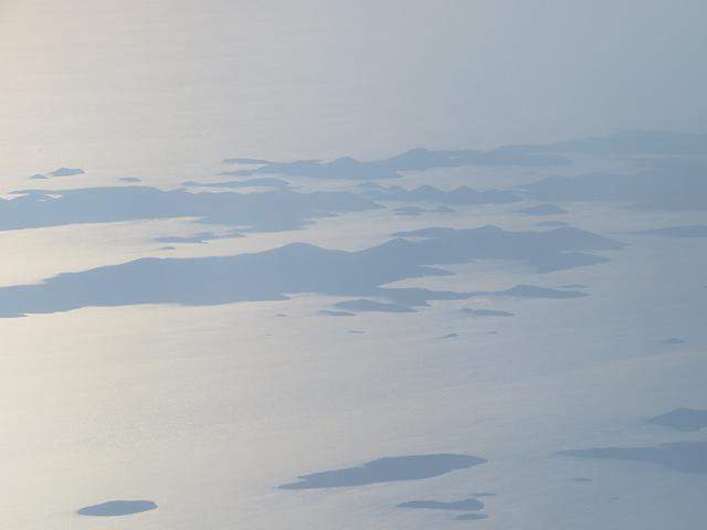 Îles de Croatie du nord