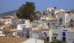 Downtown Ibiza Town