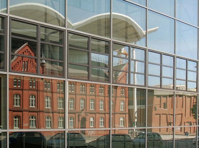 Die Messehallen an der Karolinenstraße/ Hamburg