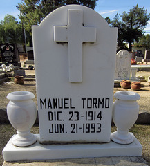 Manuel Tormo - Alpine Cemetery (2772)