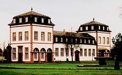 Hanau-Schloss Philippsruhe - Nebengebäude