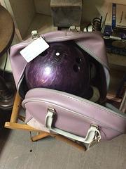 very purpley