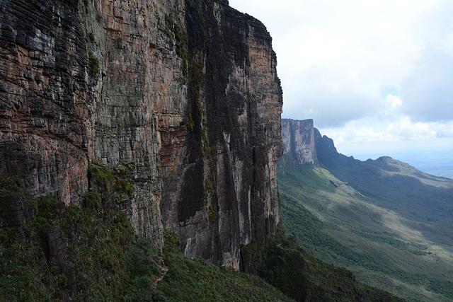 Venezuela, Roraima, The South Wall