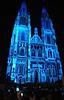 Regensburg Cathedral Illumination