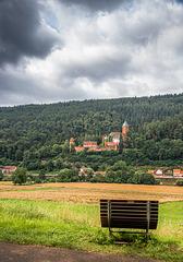 Schlossblick / Castle View - HBM (345°)
