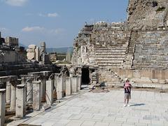 Ephesus- The Great Theatre