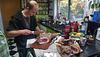 Fred portions the 2015 prosciutto