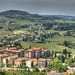 Memories of Tuscany: Towards the vineyards of San Gimignano