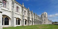 Portugal -  Belem, Mosteiro dos Jerónimos