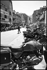 Le rendez-vous des motards