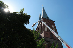 Inspektion Nikolaikirche Berlin