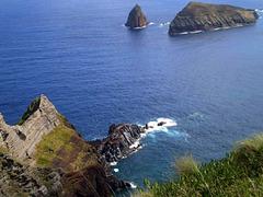 South eastern coast of Graciosa.