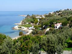Kusadasi- View from the Sea Light Hotel
