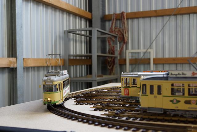 Straßenbahn Wuppertal Spur II 066