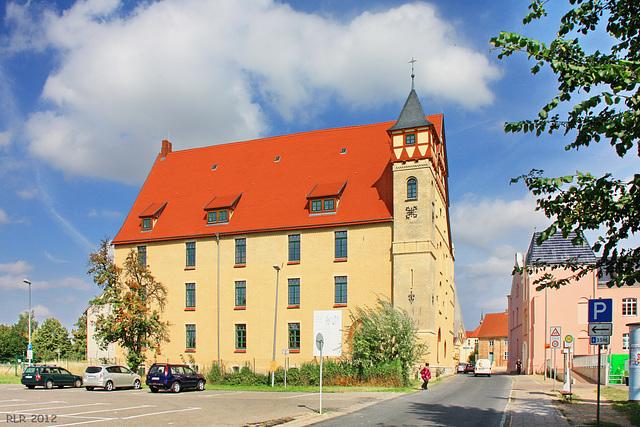 Bützow, Schloss