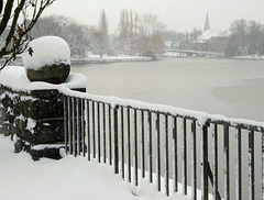 HFF in winter time