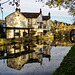 The Boat Inn reflections