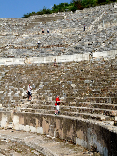 Ephesus- The Great Theatre