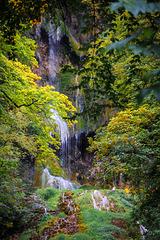 Bad Uracher Wasserfälle / Bad Urach Falls (270°)