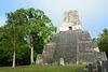 Guatemala, Tikal, Templo II - de las Mascaras