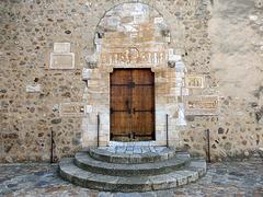 Portale della chiesa abbaziale - Saint-Génis-des-Fontaines
