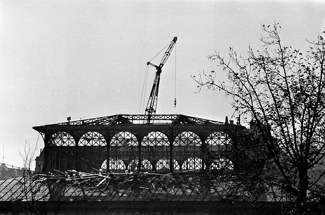 Les Halles 1972