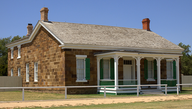 Commanding Officers Quarters