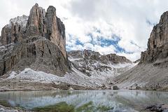 Lake Pisciadù