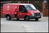 Royal Mail van delivery