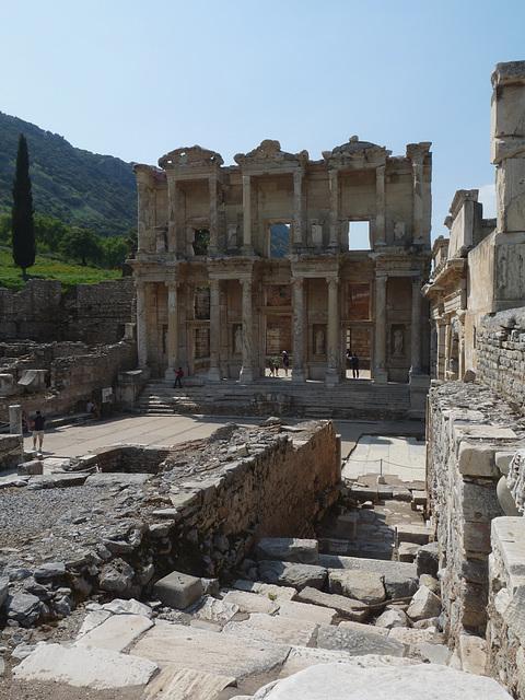 Ephesus- Celsus Library