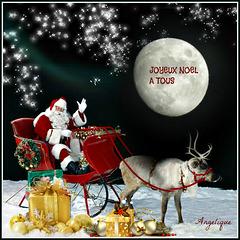 Bon NOEL à vous tous ! Joyeuses fêtes...