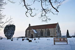 St. Mary's and All Saints church ~ South Kyme ~ Lincolnshire