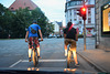 Erfurt 2017 – Waiting at the traffic light