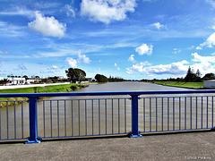 Bridge Over Untroubled Water.