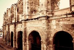 Talking Stones: Arles - Amphitheater
