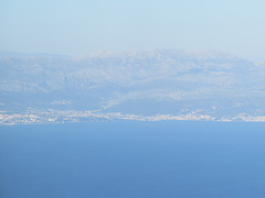 Golfe de Split : Kastela ?