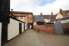 Nos. 5-8 Thoroughfare, Halesworth, Suffolk