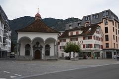 Dorfkapelle (Bundeskapelle) in Brunnen